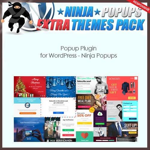 Ninja Popups Popup Plugin for WordPress