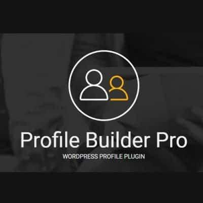 Profile Builder Pro WordPress Plugin and Add-ons