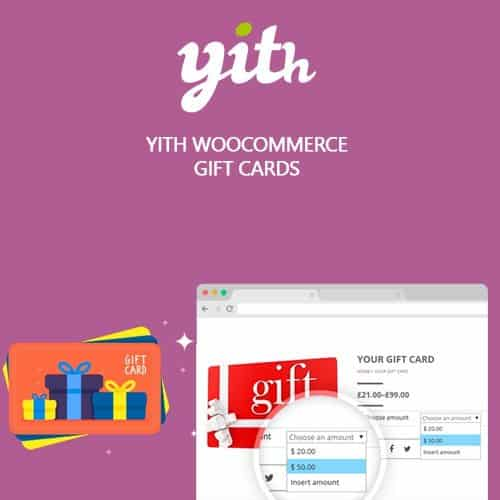 YITH Gift Cards Premium
