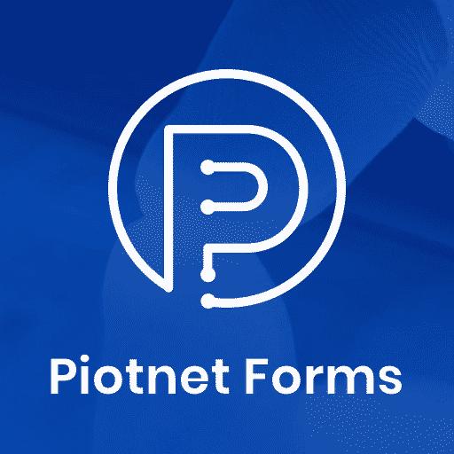 Piotnet Forms Pro WordPress Form Builder