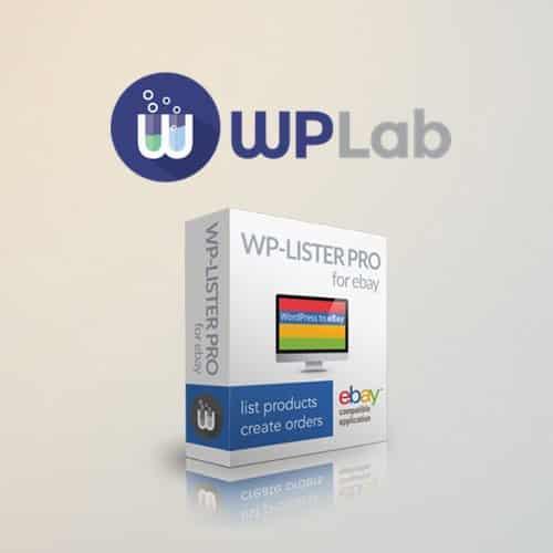 WP Lister Pro for eBay