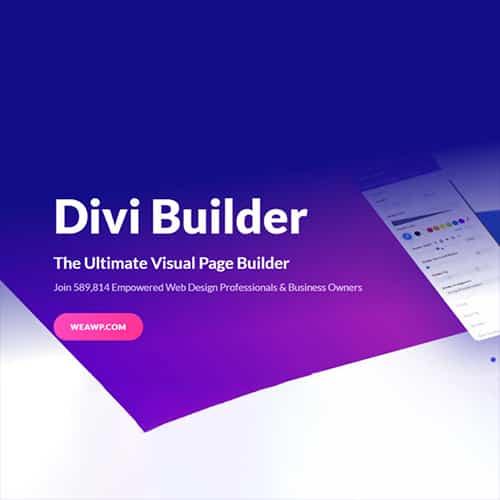 Divi Builder Plugin