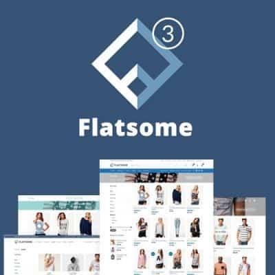 Flatsome Multi Purpose Responsive WooCommerce Theme