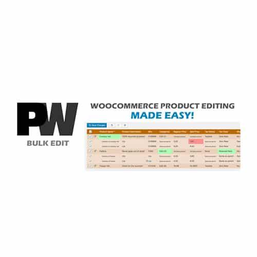 PW WooCommerce Bulk Edit Pro