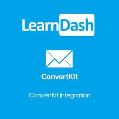 LearnDash LMS ConvertKit Integration