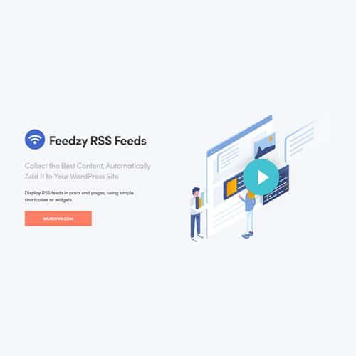 Feedzy RSS Feeds Pro