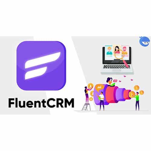 FluentCRM Pro Marketing Automation For WordPress